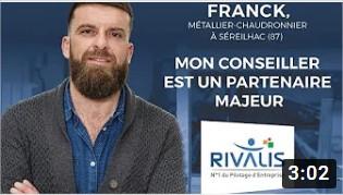 Franck, métallier (87)