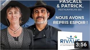 Pascale et Patrick, restaurateurs (83) - Pilotage en Cuisine
